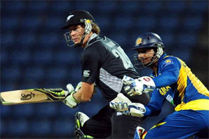 4th match of ICC Champions Trophy 2013 is between New Zealand and Sri Lanka.