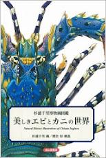 杉浦千里博物画図鑑 美しきエビとカニの世界