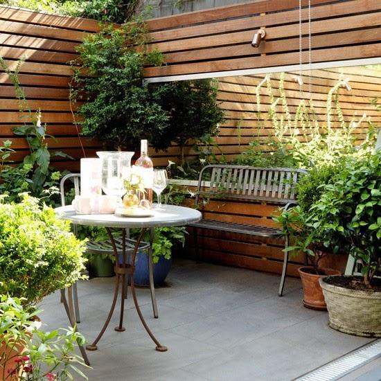 Small Garden Ideas To Revitalise Your Outdoor Space: 6 CLAVES PARA PREPARAR LA TERRAZA