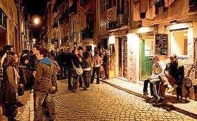 Lisboa coll, Lisboa, Portugal
