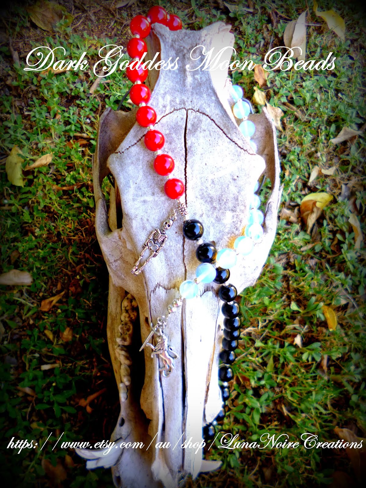 Goddess Devotional Beads