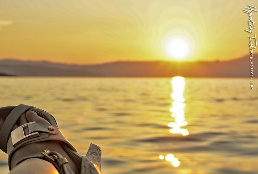 zachód słońca chorwacja