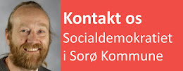 Kontakt Socialdemokratiet i Sorø Kommune