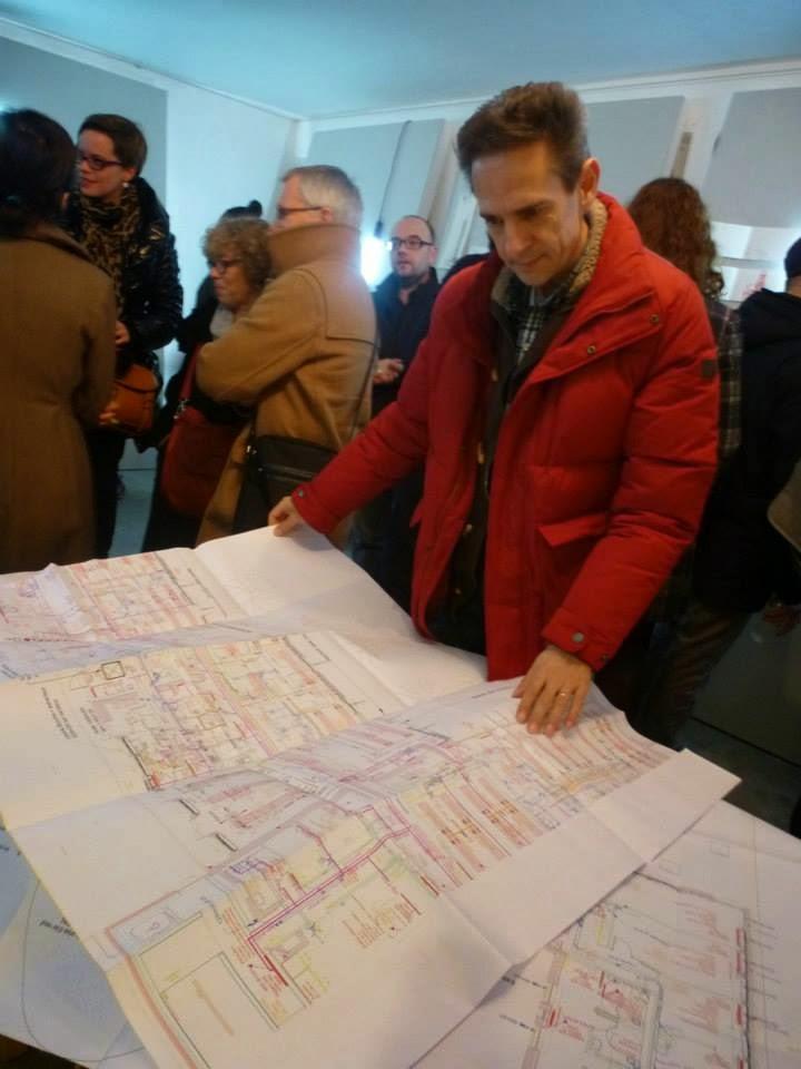 carnet de chantier l 39 exposition le cri du crayon. Black Bedroom Furniture Sets. Home Design Ideas