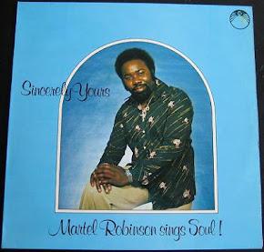 MARTELL ROBINSON LP