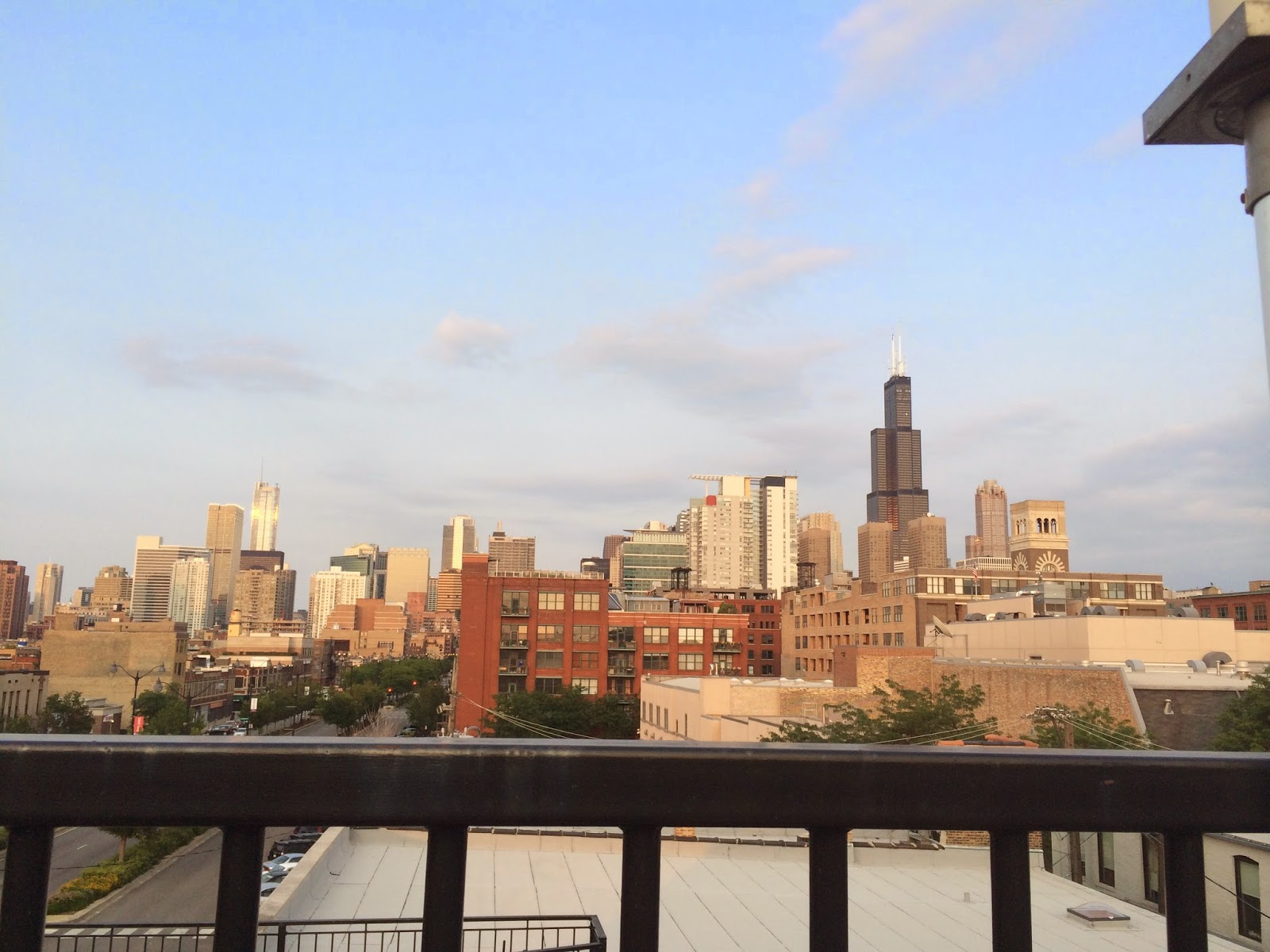 Packing House - Chicago - Rooftop