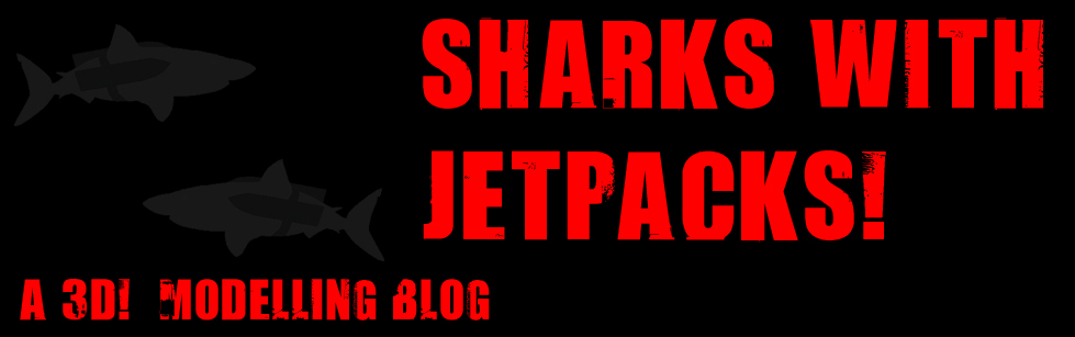 Sharks with Jetpacks