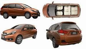 Harga Honda Mobilio Bekas Terbaru 2015 Paling Murah
