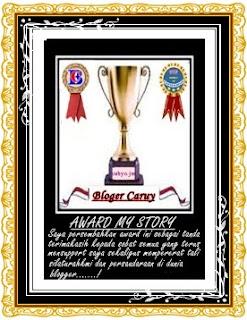 Award My Story, Award Ke 16 Eka Ikhsanudin