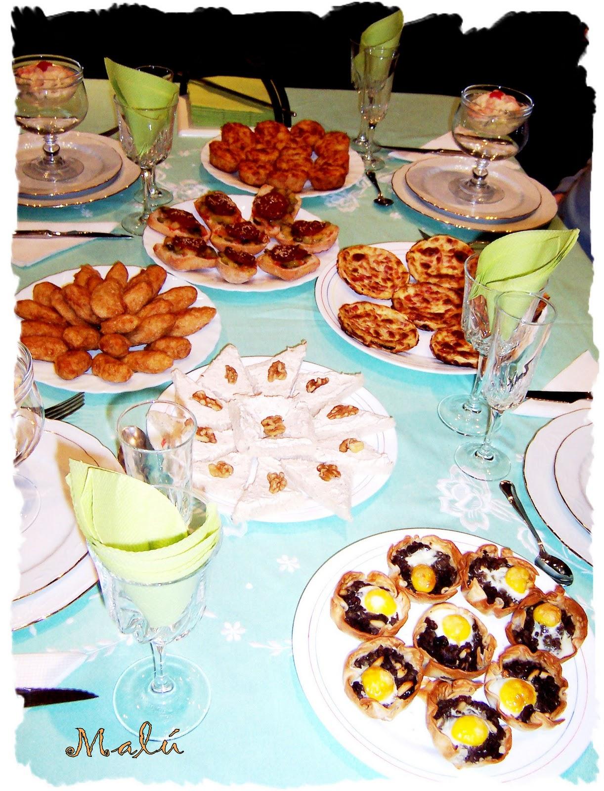 Cocinando entre harina cenas informales de picoteo for Ideas para una cena de picoteo
