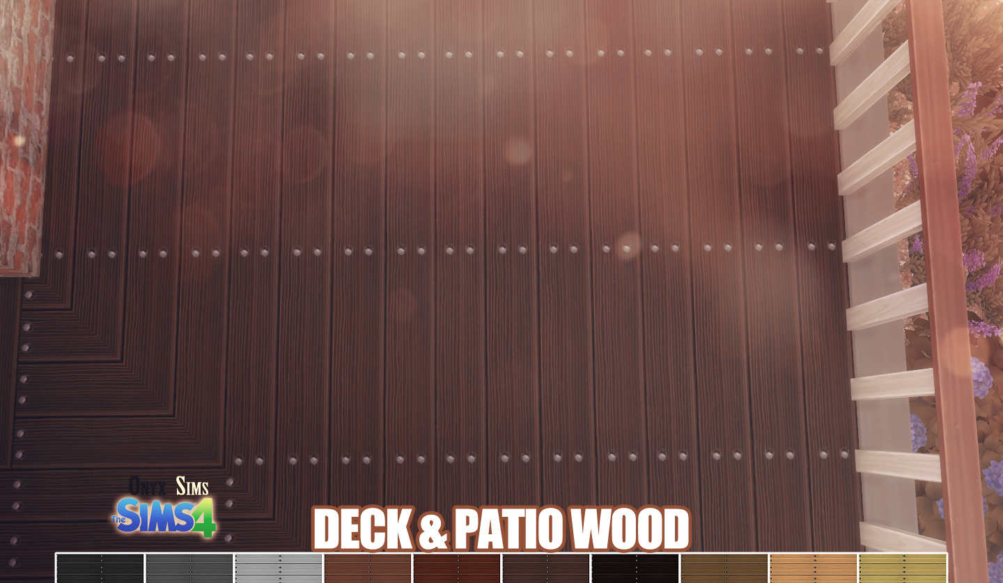 sims 4 how to raise deck
