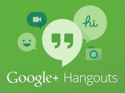 Contact HRMS Help Desk through Google Hangout