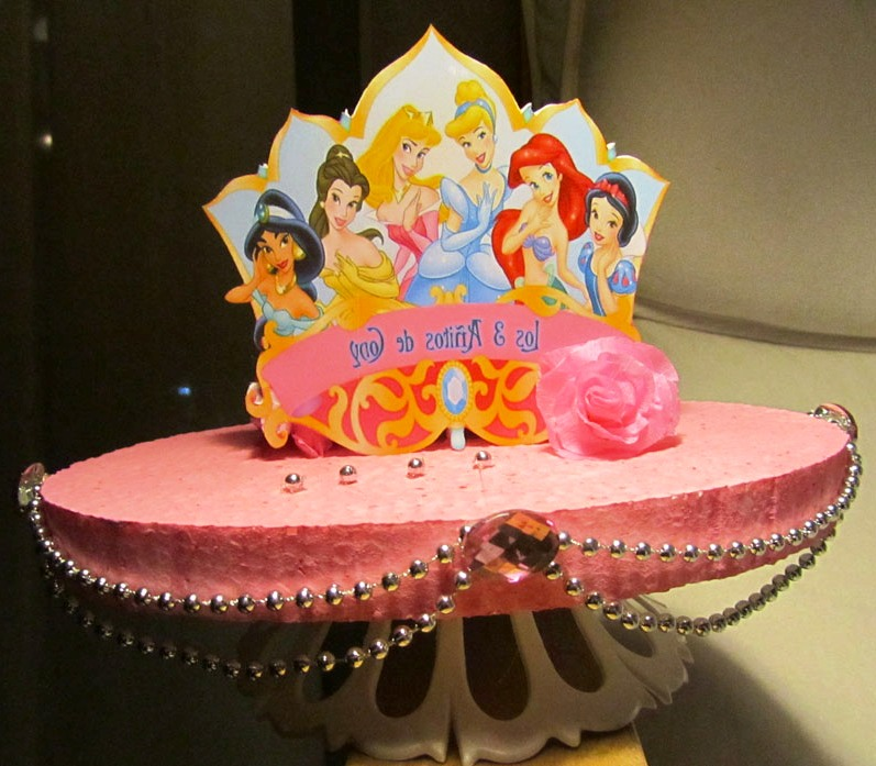 Eventos para tu Bebé: Las Princesas Disney