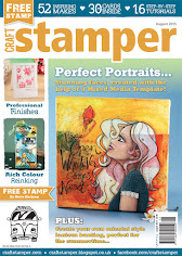 Published in Craft Stamper August 2015
