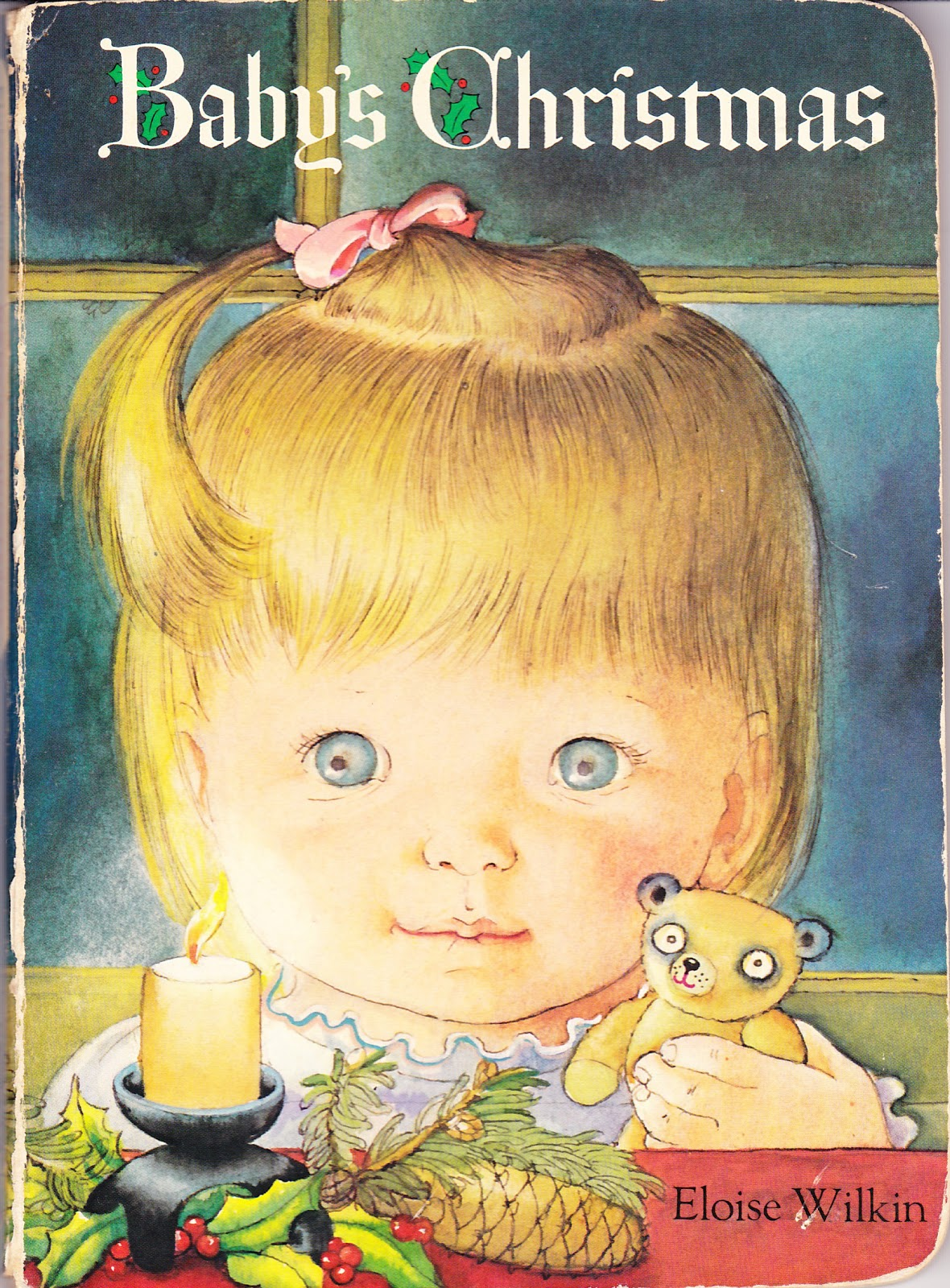 the marlowe bookshelf: Baby\'s Christmas