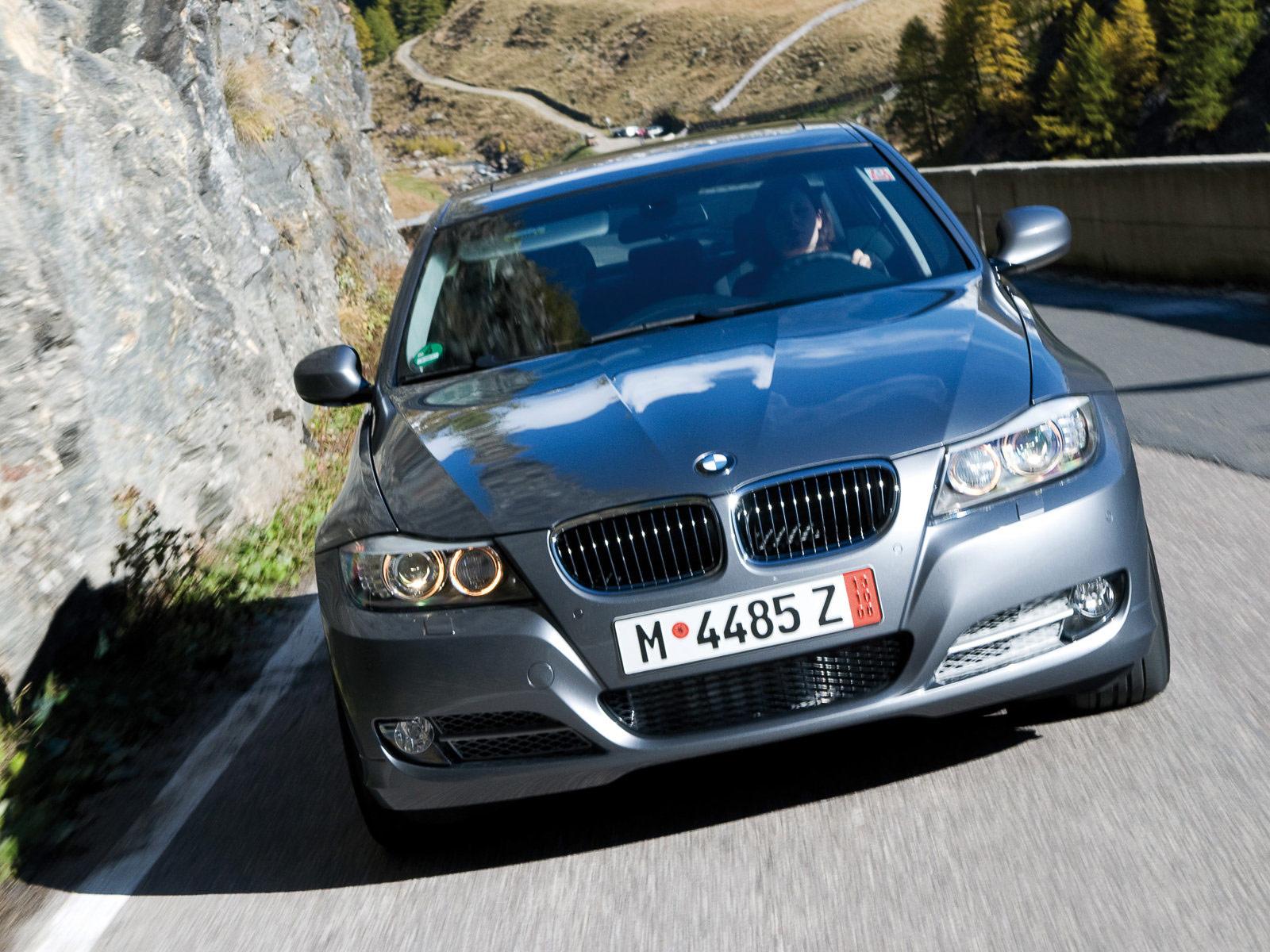 2009 BMW 335d BluePerformance desktop wallpaper - Auto Trends Magazine