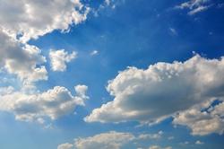 Nachmittagswolken...