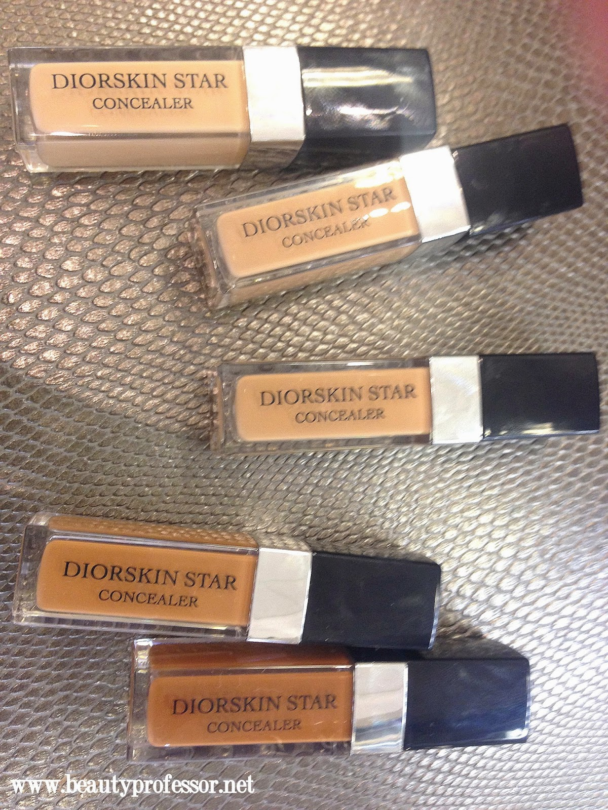 diorskin star concealer swatches