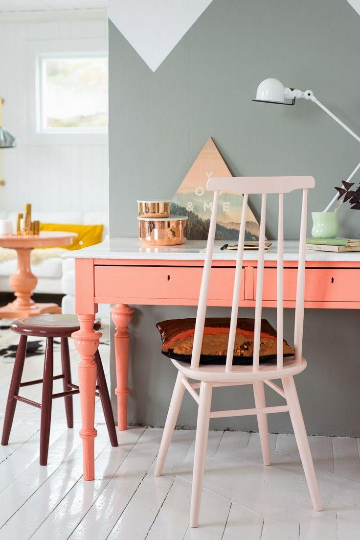 decorar rincón de trabajo en casa