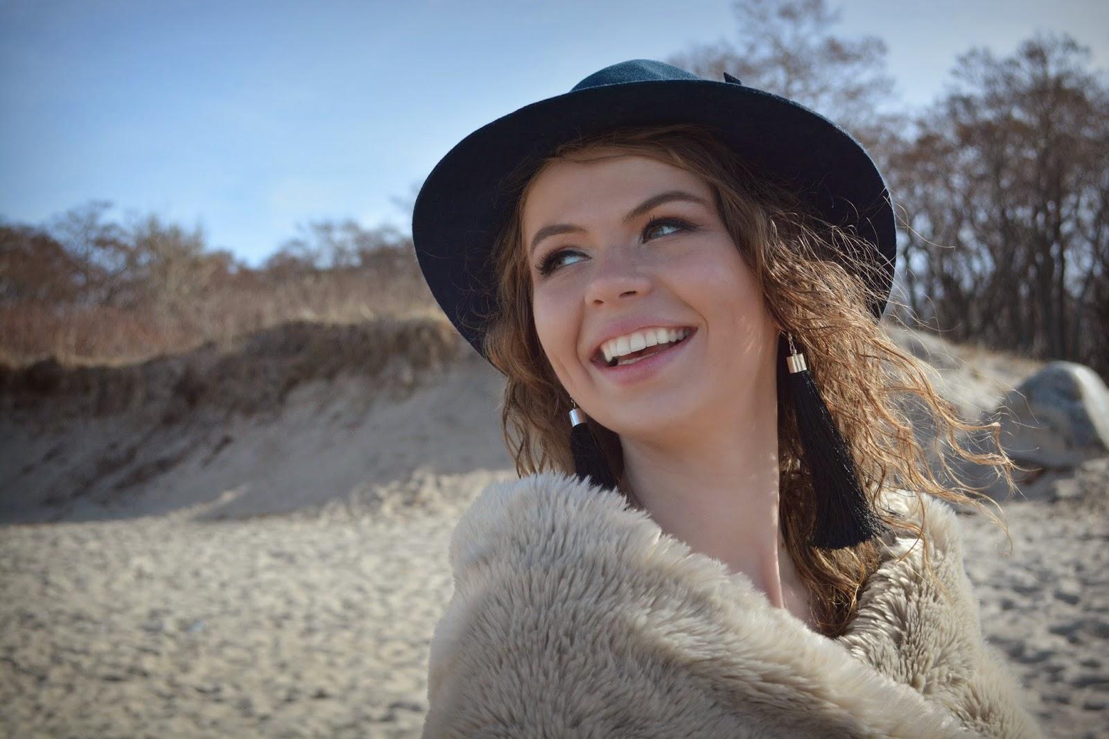 фотосессия Куршская коса на берегу балтийского моря