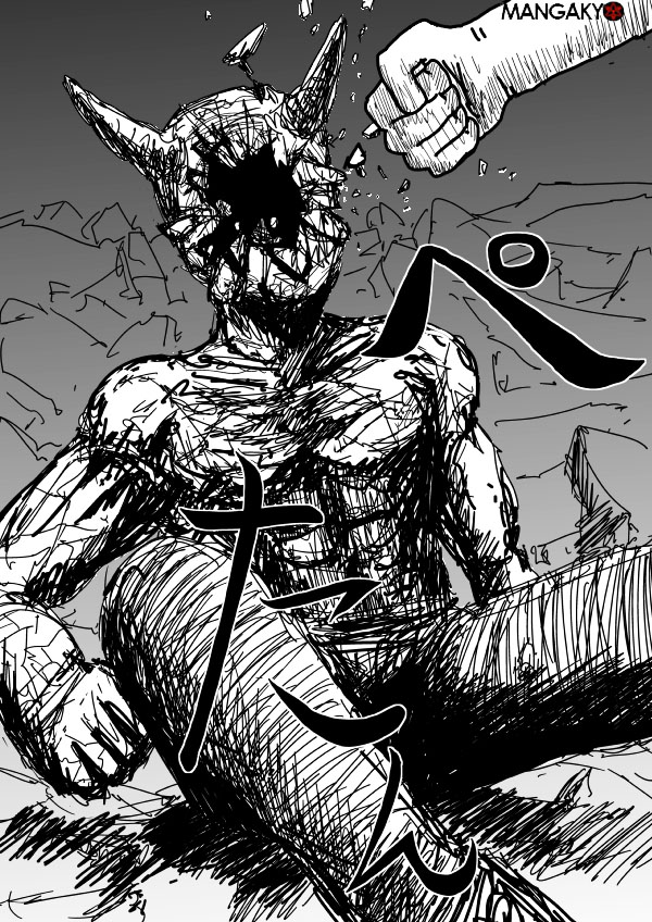 Onepunch-Man ONE Chapter 92-18