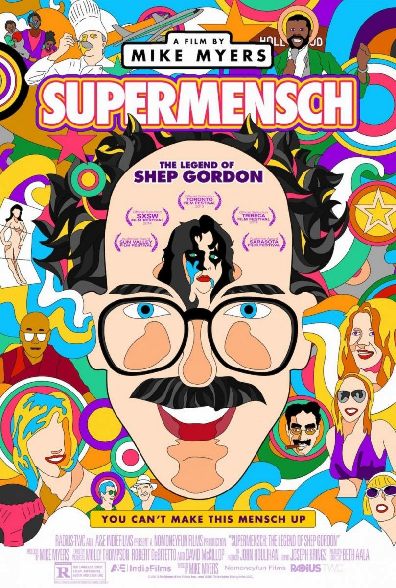 Ver Supermensch: The Legend Of Shep Gordon (2013) Online