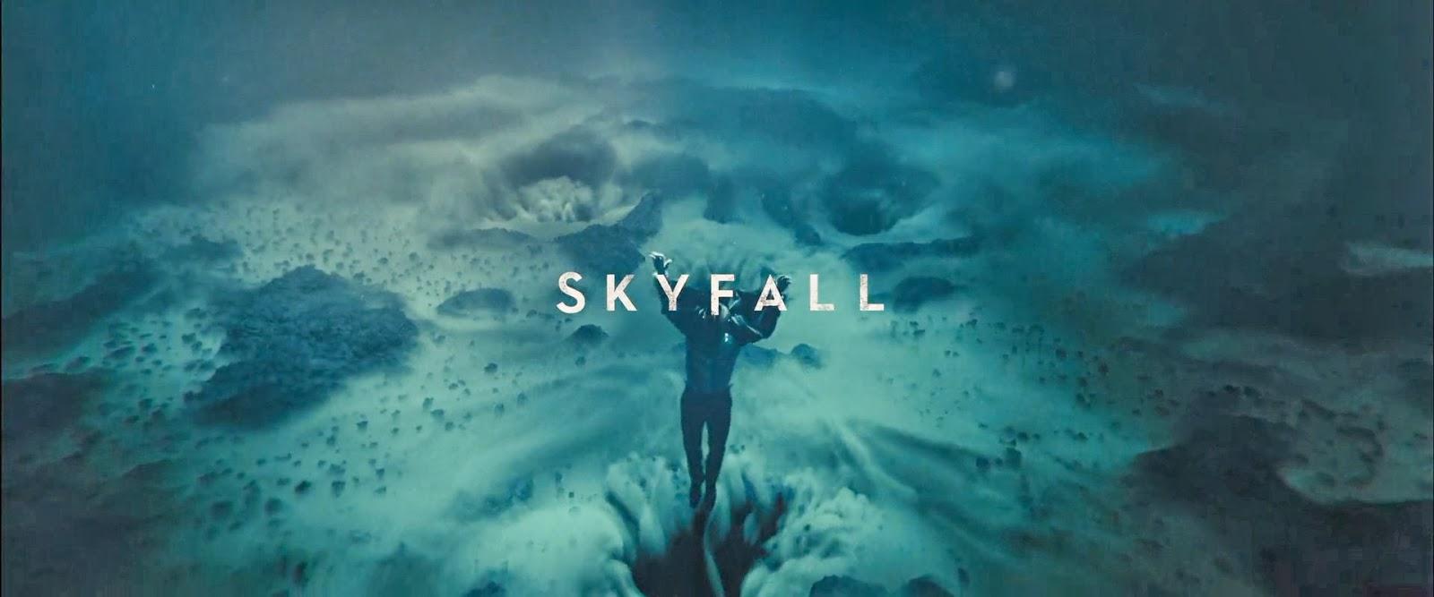 Skyfall (2012) S2 s Skyfall (2012)