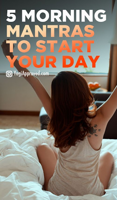 5 Morning Mantras For A Better Day