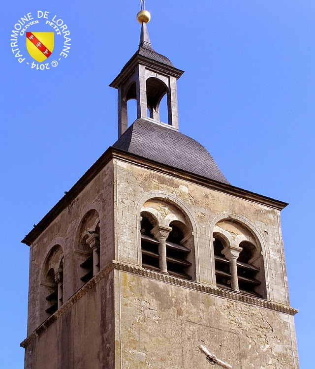 FLAVIGNY-SUR-MOSELLE (54) - L'ancien prieuré Saint-Firmin