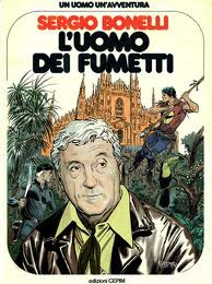 The Man of italian comic
