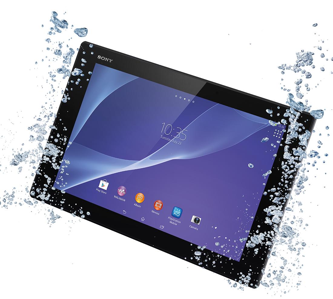 Sony-recibe-premio-oro-diseño-Xperia- Tablet-Z2