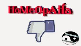 ERROR#NOHOMEOPATÍA