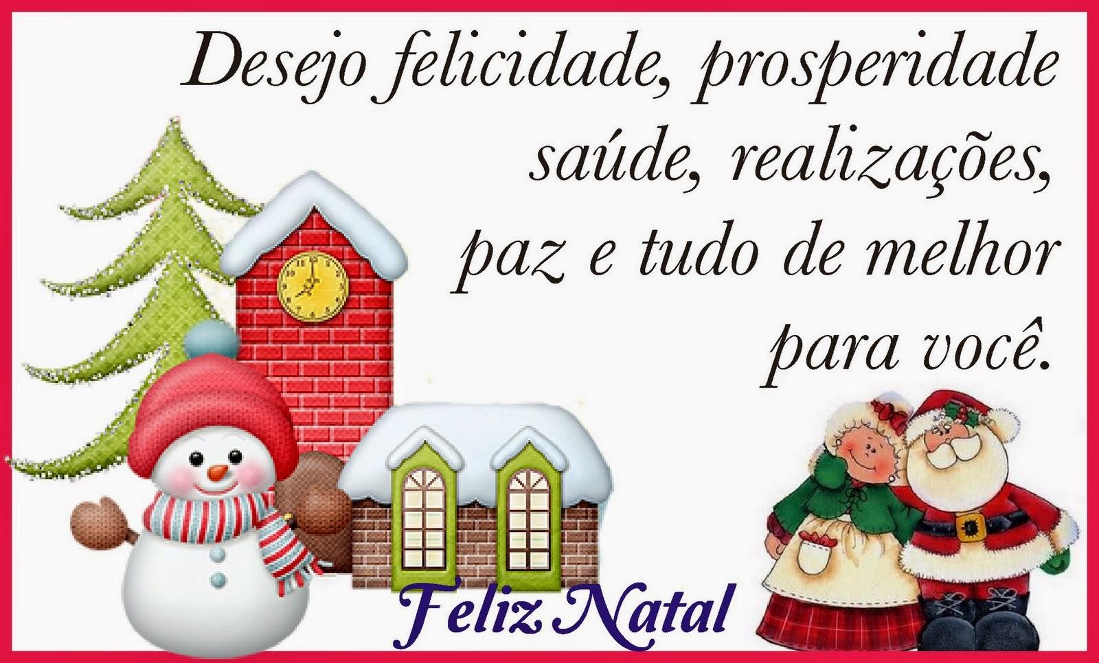 Imagens Bonitas Com Frases De Natal