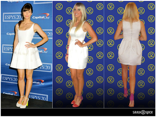 Savvy+Spice+fashion+blog,+Dale+Steliga,+Jessica+Beil+at+the+2012+Espys