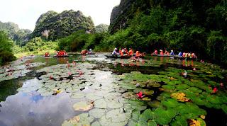 river-Tràng An Scenic Landscape Complex