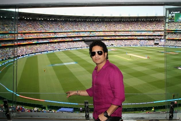 Sachin-Tendulkar-at-Melbourne-Cricket-Ground-World-Cup-2015