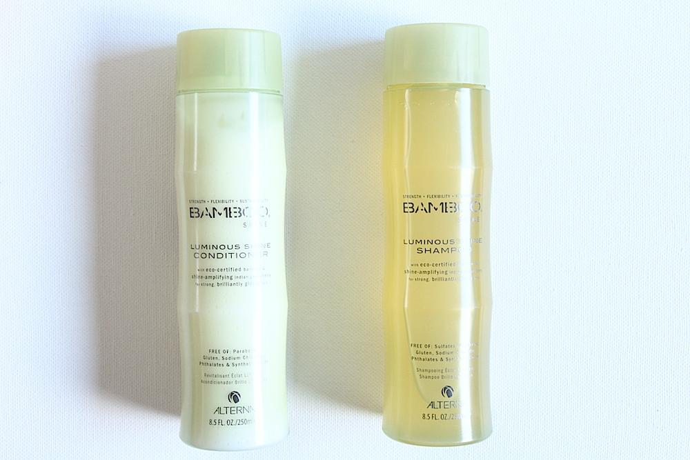 alterna bamoo shine soins cheveux shampooing demelant avis test