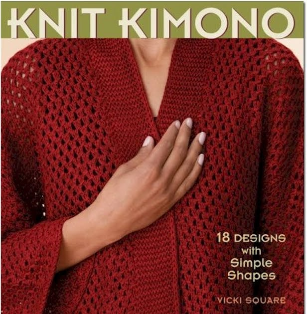 Atelier de Poupee: Knit Kimono