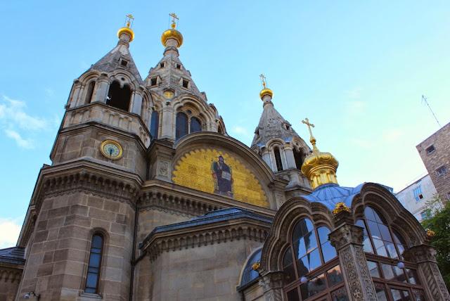 La Cattedrale russa - Foto di Elisa Chisana Hoshi