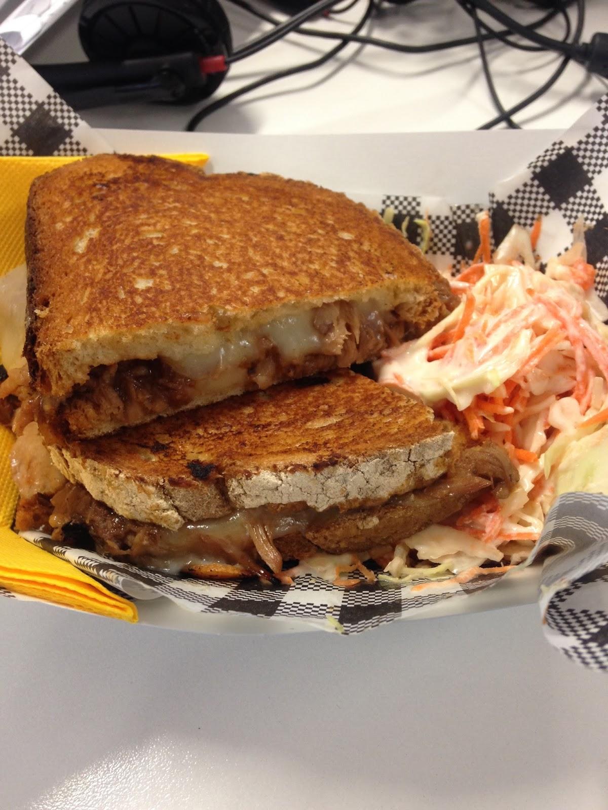Food truck, Food, Adelaide, SA Food, Foodporn, Cheesy Street, Cheese, Toasted Sandwich, Toasties, Lunch, CBD Lunch, Food van