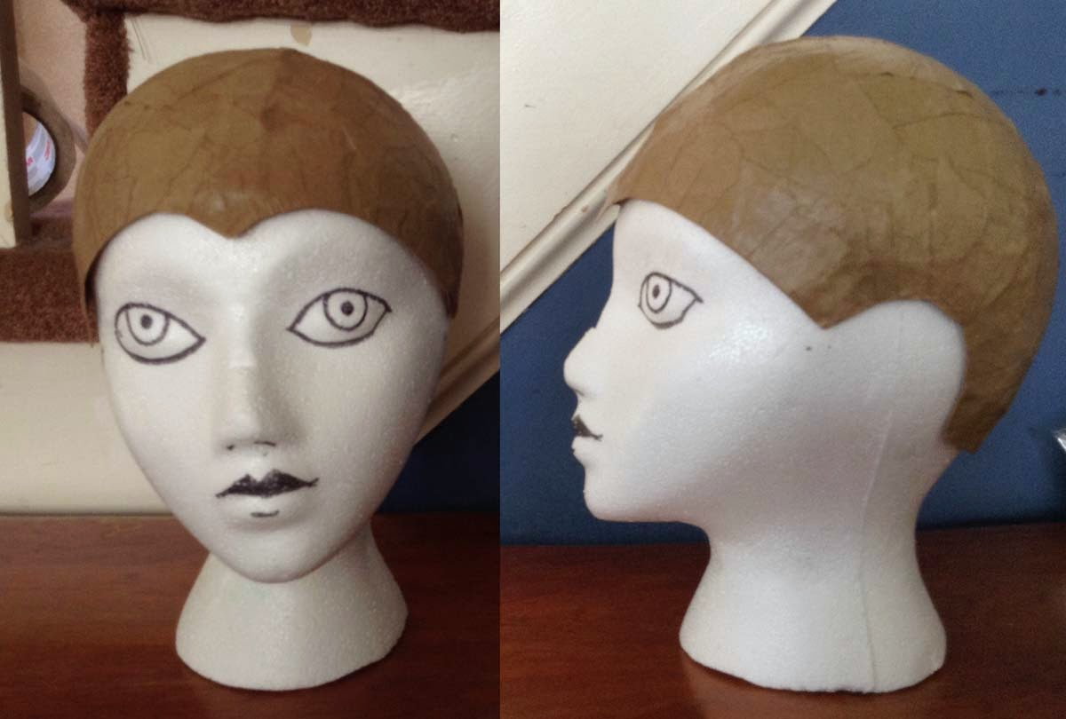 how to make a maleficent headpiece