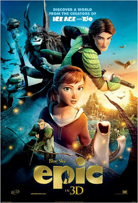 Epic El reino secreto 587748115 large El Reino Secreto Cam HD (2013) Español Latino