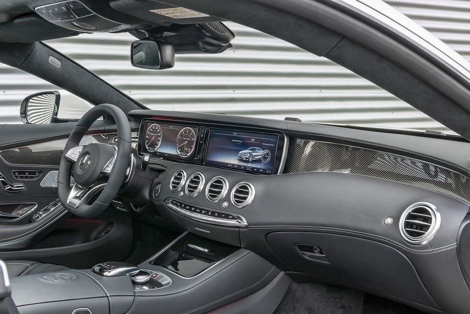Mercedes Classe S 63 Coupè AMG