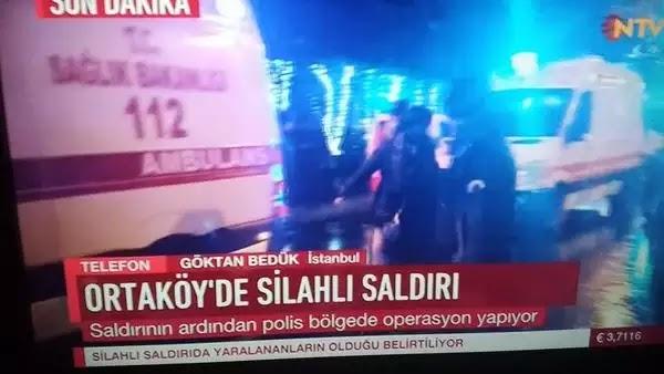 Μαρτυρία σοκ από την επίθεση στην Τουρκία: «Εβγαζα πτώματα από πάνω μου για να βγω έξω από το κλαμπ»