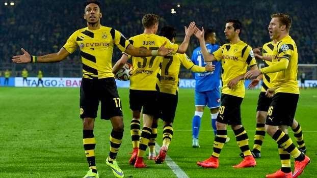 Assistir Jogo do Borussia Dortmund Ao Vivo