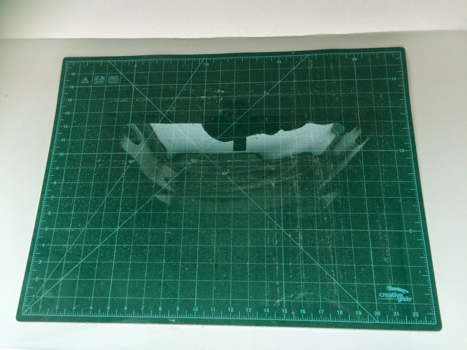 how to clean your cricut cutting mat