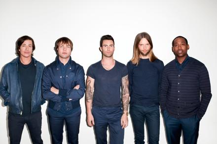 #listen: Preview Maroon 5 upcoming 4th album Overexposed!