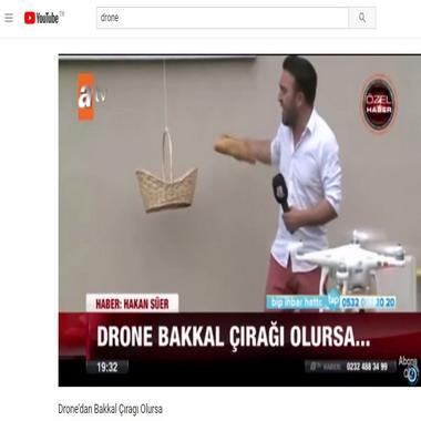 youtube com - drone