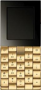Gold Phone