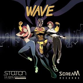 """Amber & Luna ft. R3hab - """"Wave"""""""